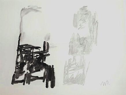 B4 2019, encre de gravure sur papier 30