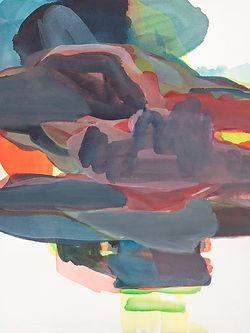 11asans titre, 2016,aquarelle,41cm x31cm