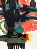 img007 sans titre, 2016,huile sur toile,