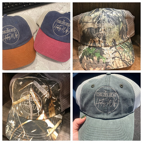 The Life of a Hunter's Wife Hat