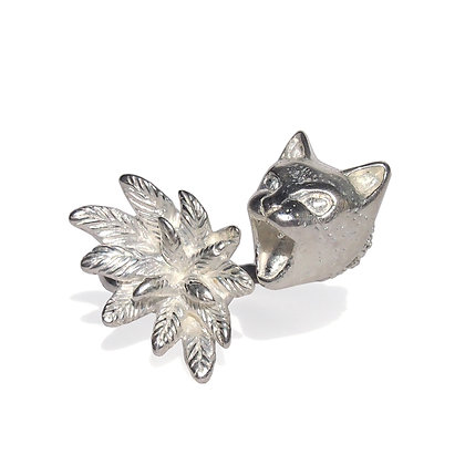 BAGUE HUNGRY -FLOWER-
