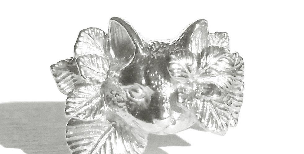 BAGUE CACHE-CACHE CAT