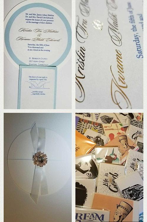 Invitation and Notecard Assortment