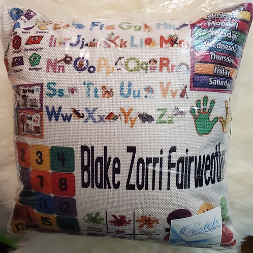 Learning Pillow and Accessories