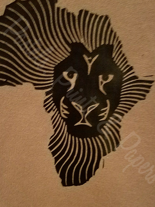 Lion of Africa