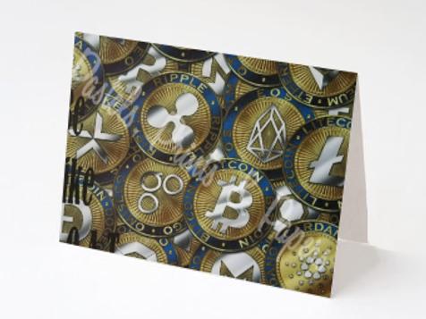 Bitcon -Notecard