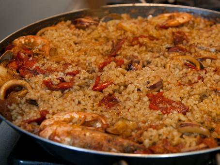 スペイン人のTao先生と作るスペイン料理教室のお知らせ