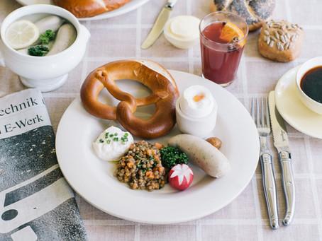 12月と1月はドイツの朝ごはんを特集します