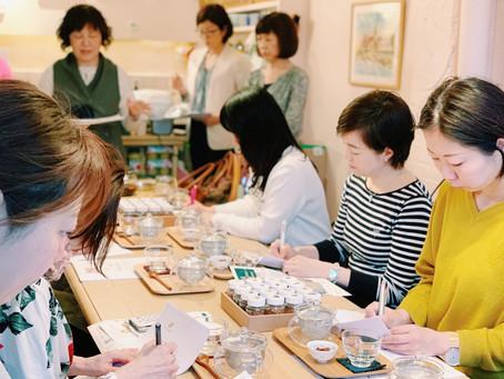 【イベントレポート】「ソウルの人気店『ティーセラピー』の韓方茶ワークショップ」
