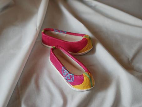 「韓国の伝統的な韓紙で作るコッシン(お花靴)」ワークショップのお知らせ