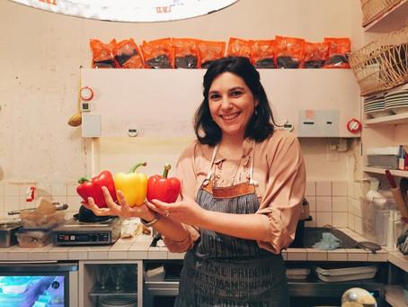 スペイン人テレサさんと一緒にパエリアとトルティーヤを作って知るスペイン文化ワークショップ