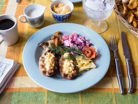 12月5日(火)からフィンランドの朝ごはんがスタートします