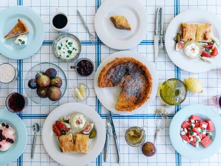 8月と9月は朝ごはんを通してギリシャを旅します