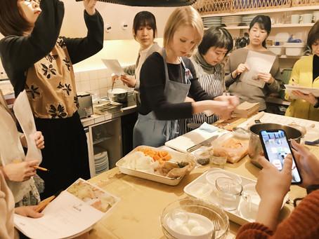 【イベントレポート】ヨハンナさんに学ぶフィンランド料理教室