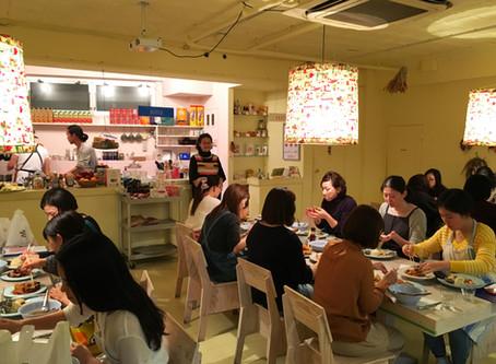 【イベントレポート】崔さんによるキムジャン体験