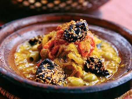 「モロッコ大使館ジャムーシ公使と一緒にタジン料理を作って知るモロッコ文化ワークショップ」開催のお知らせ