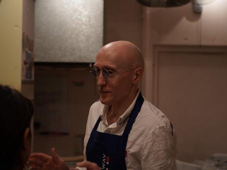 【イベントレポート】イェンスさんによるノルウェー特産バカラオのトマトシチューを作る料理教室