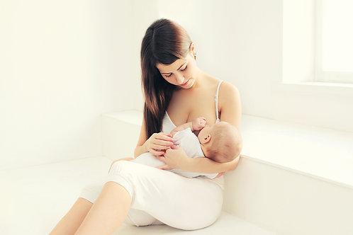 (30分) 母乳相談、乳房マッサージ(上半身整体付き)