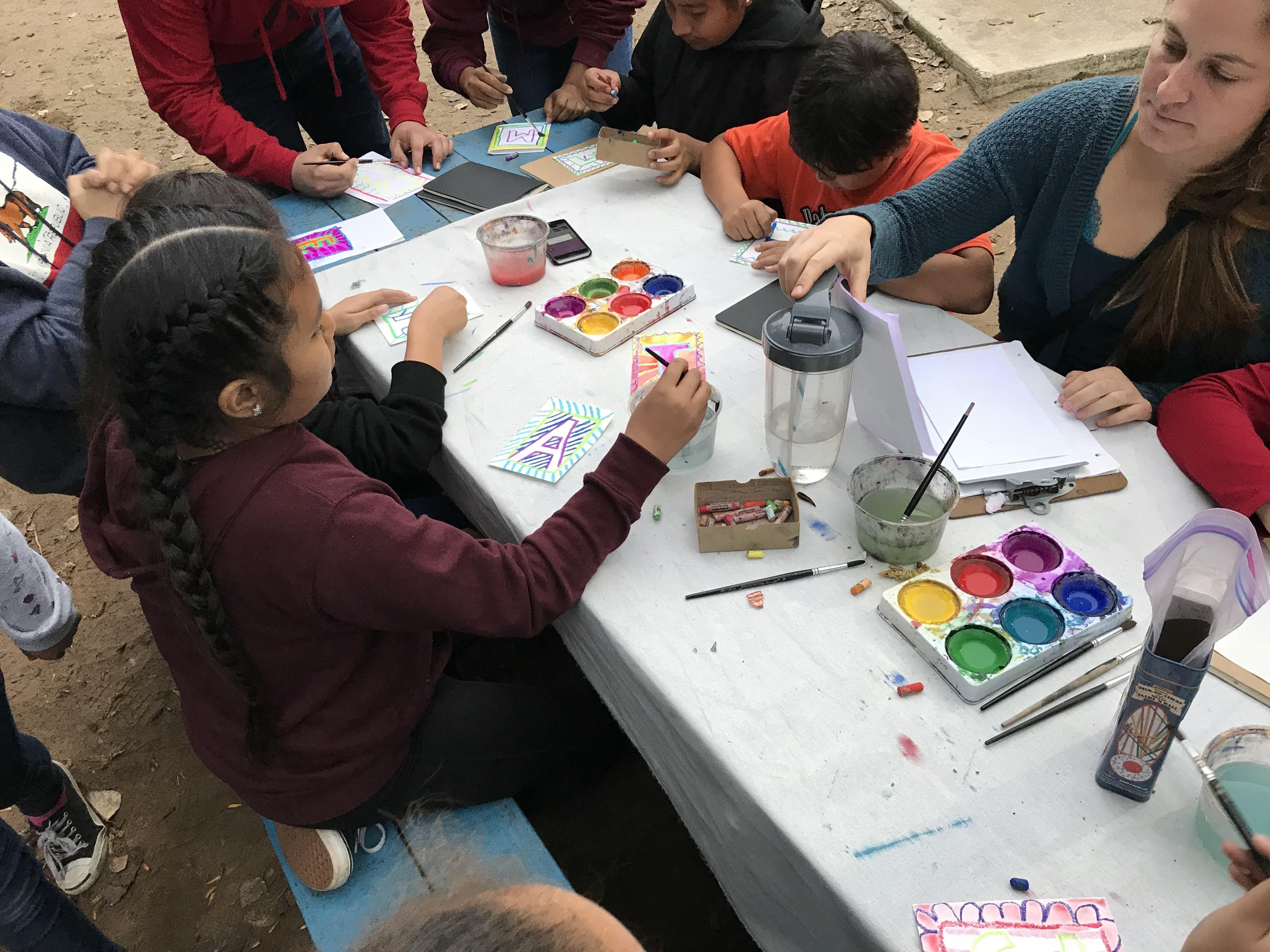Art sessions