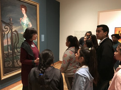 Visit to the SB Museum of Art