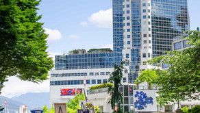 Art Downtown is Transforming Vancouver's Public Spaces