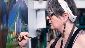 ARTIST INTERVIEW SERIES: Iris Mes-Low and the Idealist Landscape