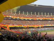 The Kolkata derby in numbers