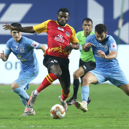 Fall goal guides Mumbai City FC to 1-0 win over resilient SC East Bengal