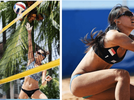 Be Comfortable With Being Uncomfortable: Wei Yu Turns Her Passion into Quest In Beach Volleyball