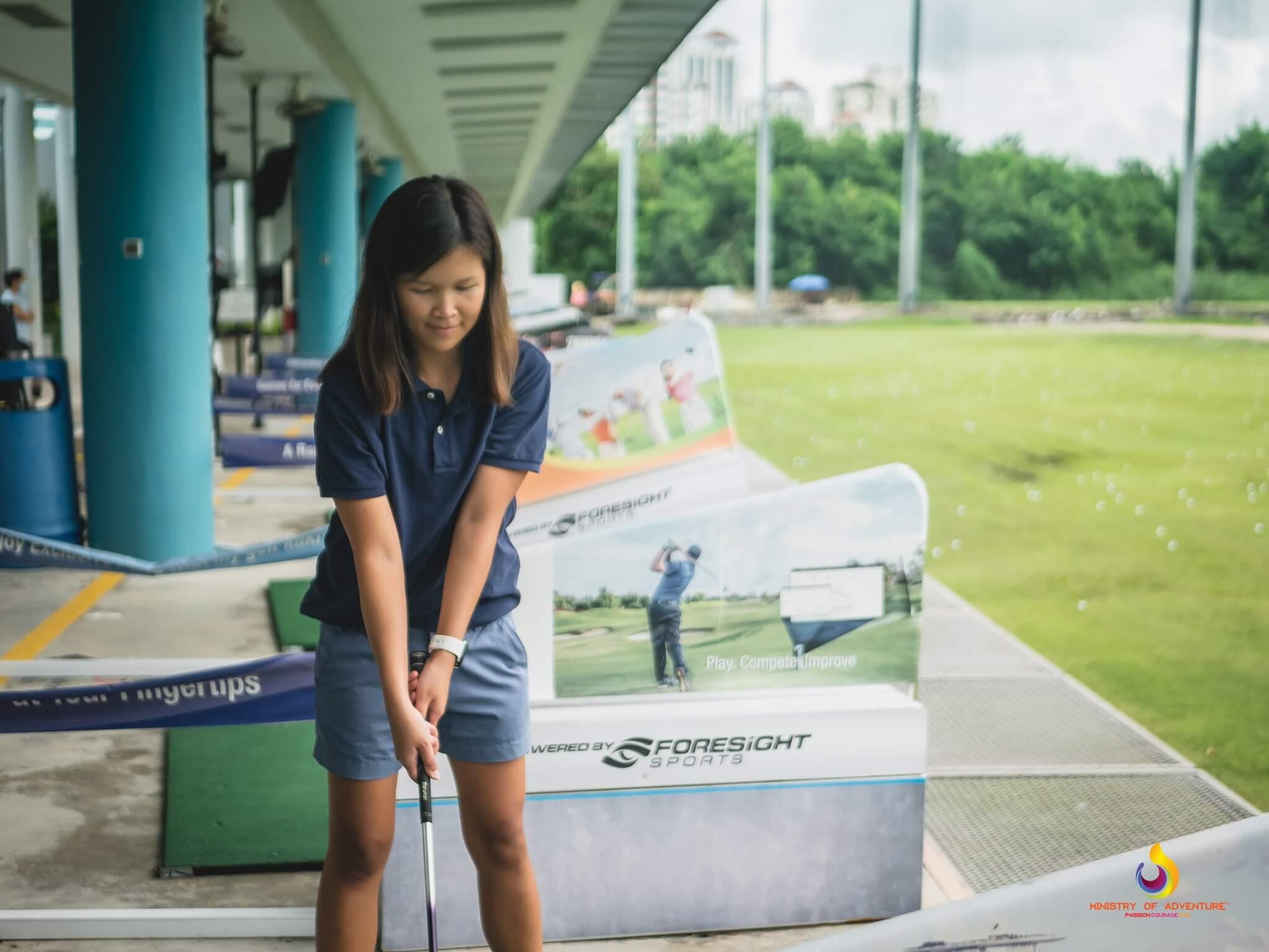 Copy of Let's Play Golf! (Members) 5 pax