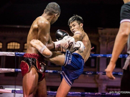 From Muay Thai rookie to National Athlete in 6 years: De Jun is all inspiration
