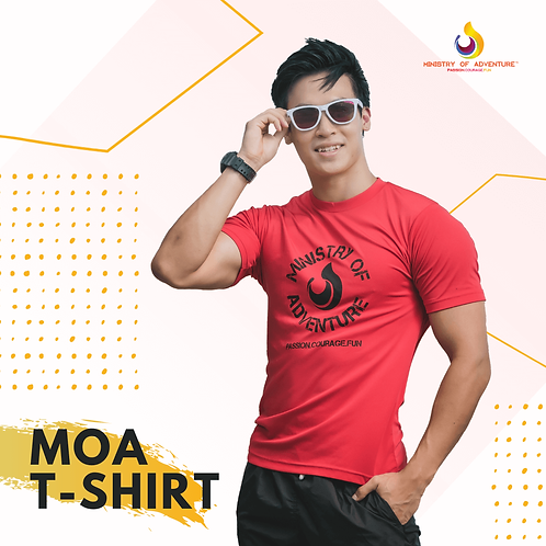 MOA Dry Fit T-Shirt