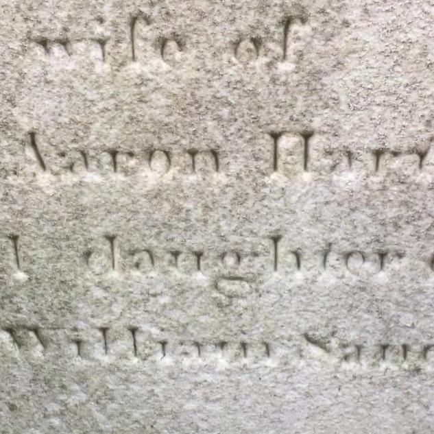 Abigail Hart's Stone