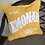 Thumbnail: Yellow Summer Outdoor Throw Pillow