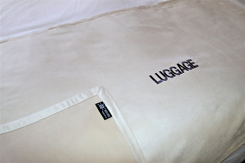 Micro suede Luggage Mat