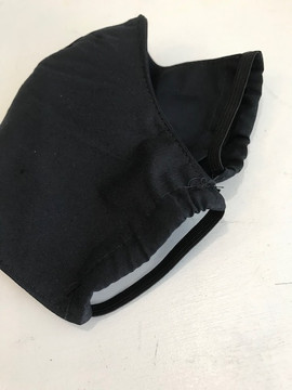 Side of fitted with elastic