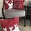 Thumbnail: Red Christmas Outdoor Throw Pillow