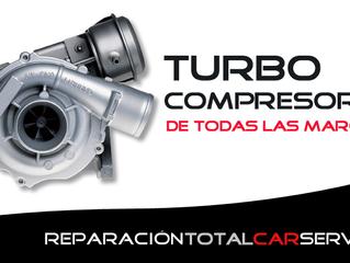Motores con turboscompresores, un universo de ventajas a tu alcance.