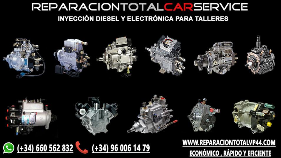 REPARACION TOTAL CAR SERVICE