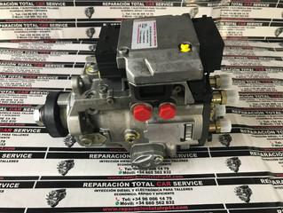 Reparacion bomba inyectora  BOSCH VP44,BOSCH VP44 PSG16 DOS CONECTORES ELECTRÓNICOS
