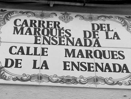 CALLE MARQUÉS DE LA ENSENADA