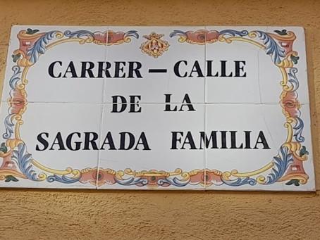 CALLE SAGRADA FAMILIA