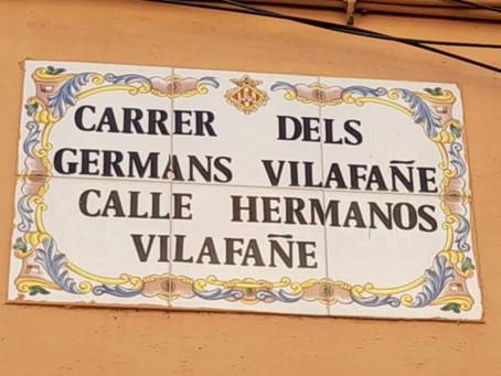 CALLE HERMANOS VILAFAÑE