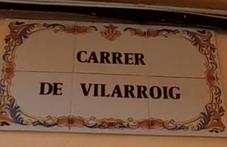 CALLE VILARROIG