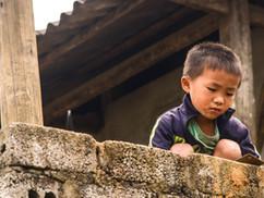 Sapa Boy, Vietnam