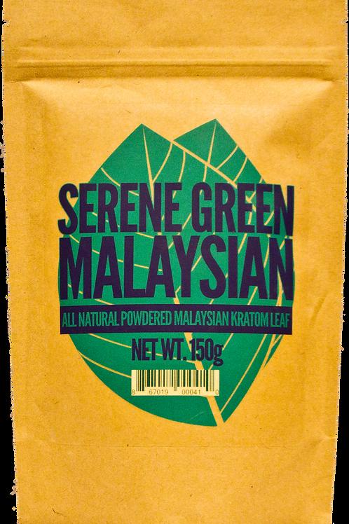 SERENE GREEN MALAYSIAN POWDER