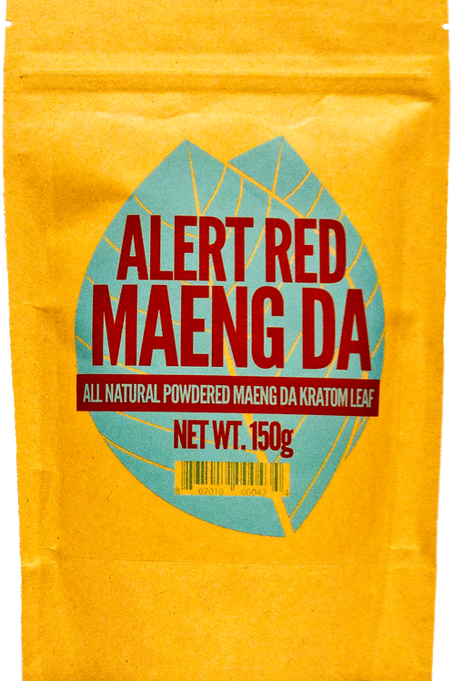 ALERT RED MAENG DA POWDER
