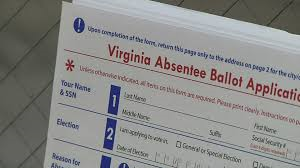 Absentee Ballot Application & Instructions