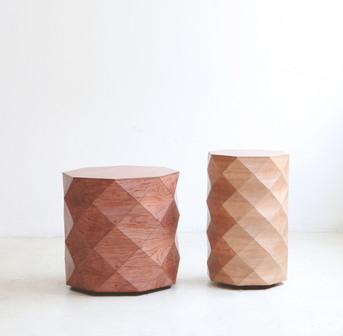 Diamond Wood two sizes
