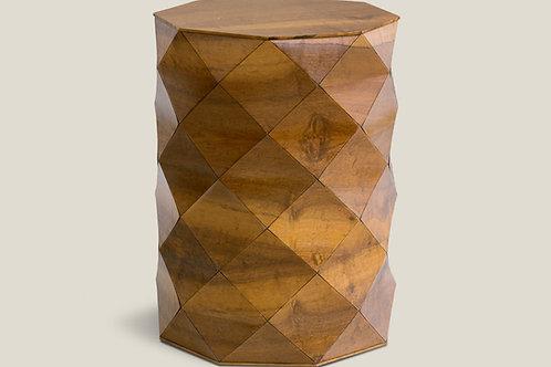 Diamond Wood Emboya High Table
